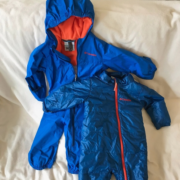 """Columbia Other - Columbia """"Whirlibird"""" 3-in-1 suit"""